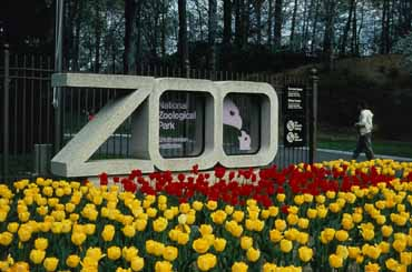 National Zoo Main Entrance